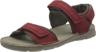 Josef Seibel Men's John 06 Ankle Strap Sandals