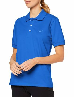 Trigema Madchen Polo-Shirt Pique-Qualitat