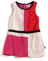 DKNY Tweens 7-16 Colorblock Dress