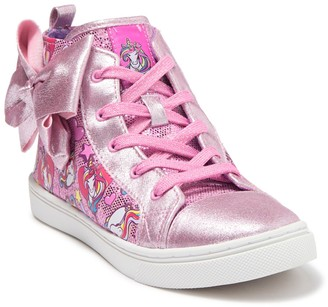 Josmo Jojo Siwa Unicorn High Top Sneaker (Little Kid & Big Kid)
