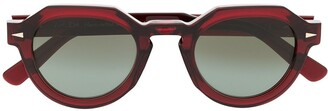 AHLEM Grenelle square-frame sunglasses