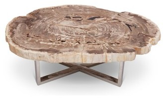 Urbia Elements Eliza Coffee Table Table Top Color: Natural Light