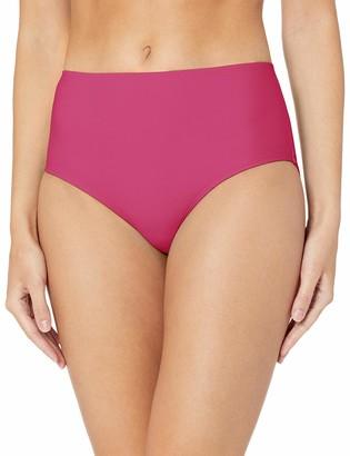 Catalina Women's High Waist Bikini Swim Bottom Swimsuit