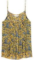 Etoile Isabel Marant Isabel Marant, Étoile Bronson printed silk camisole