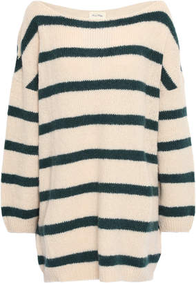 American Vintage Striped Knitted Sweater