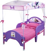Disney Minnie Mouse Canopy Toddler Bed