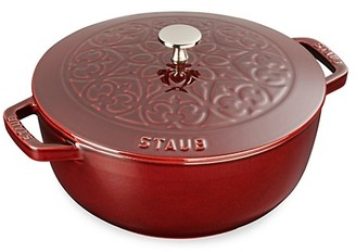 Staub 3.75-Quart Essential French Oven Lilly Lid