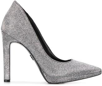 MICHAEL Michael Kors Brielle glitter high pumps