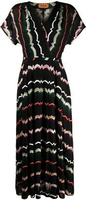 Missoni All-Over Print Dress