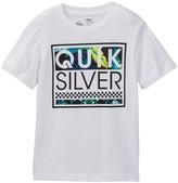 Quiksilver Blockhead Yardage Graphic Tee (Little Boys)