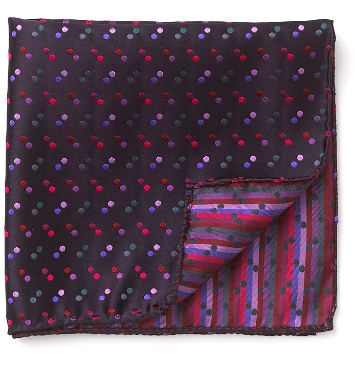 Duchamp Infinity Pocket Square