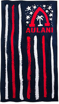 Disney Aulani, A Resort & Spa Beach Towel - Americana