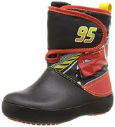 Crocs Boys' Crocband Cars Gust Boot
