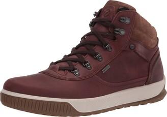 Ecco Men's Byway TRED Gore-TEX Urban Boot Sneaker Black/Black 10 US medium