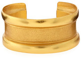Stephanie Kantis 24K Gold-Plated Bronze Passage Cuff