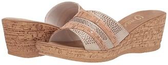 Onex Blanche (Cork) Women's Shoes