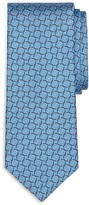 Brooks Brothers Square Link Print Classic Tie