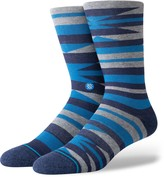 Stance Fawkes Stripe Crew Socks