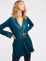 Free People In The Shadows Tunic