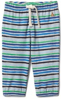 Gap Stripe jersey pants