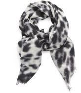 SABA Sheeba Leopard Scarf