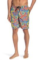 Trunks Beach Bros Angled Flag Swim Shorts