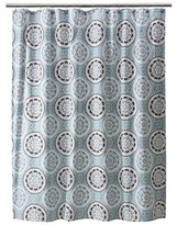 Threshold Medallion Shower Curtain