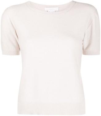 Fabiana Filippi knit T-shirt
