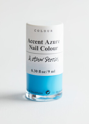 And other stories Accent Azure Nail Polish