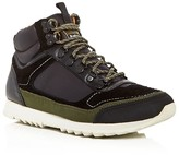 Barbour Highlands Mid Top Sneakers