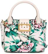 Burberry small Buckle tote