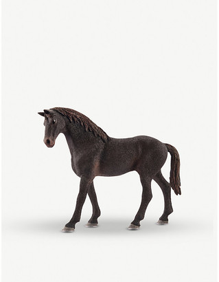 Selfridges Horse Club English Thoroughbred stallion figure 11.4cm