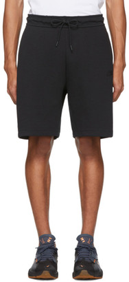 Nike Black Tech Fleece Sportswear Shorts
