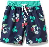 Old Navy Disney© Mickey Mouse Swim Trunks for Toddler