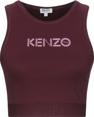 Kenzo Tank tops