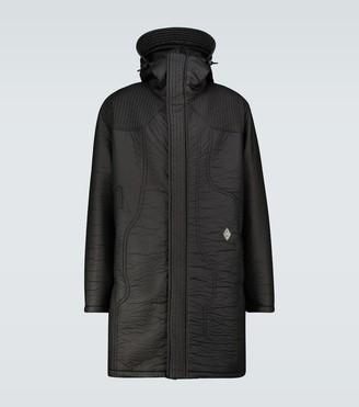 A-Cold-Wall* Long technical parka jacket