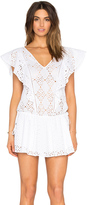 Parker Beach Antigua Embellished Cover Up