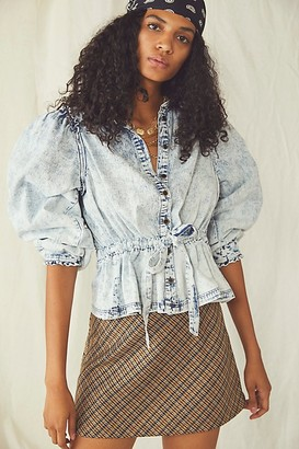 Free People You're All Mine Blouse