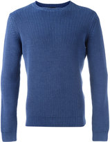 A.P.C. crew neck jumper - men - Cotton - L