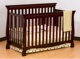 Stork Craft Storkcraft Venetian 4 in 1 Fixed Side Convertible Crib - Cherry