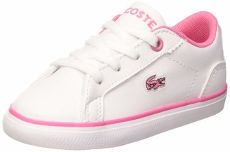 Lacoste Pink Shoes For Girls   Shop the