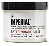 Imperial Star Barber Grade Products Matte Pomade Paste 4 Oz.