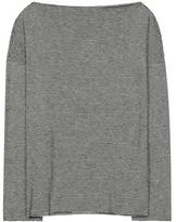 Velvet Peppi Striped Jersey Top