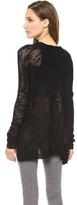 Helmut Lang Silk Pullover