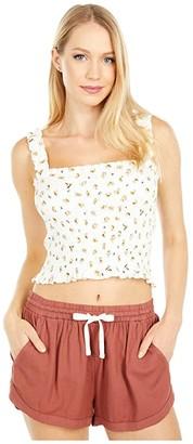 Billabong Sun Dreamer Tank Top (Cool Wip) Women's Clothing
