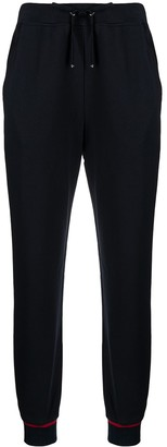 Tommy Hilfiger Tapered Drawstring Track Pants