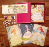S.t.a.m.p.s. Harmony at Home Children's Eco Boutique Flower Maiden Ink And Stamp Set