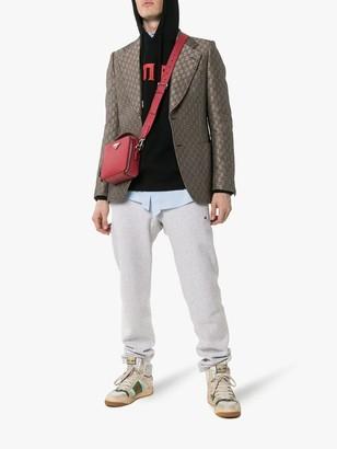 Gucci Virtus Hi-top Sneakers Off-white