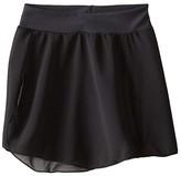 Capezio Pull-On Skirt (Toddler/Little Kids/Big Kids) (Black) Girl's Skirt