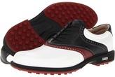 Ecco Tour Hybrid GTX (White/Black/Port/Brick) - Footwear